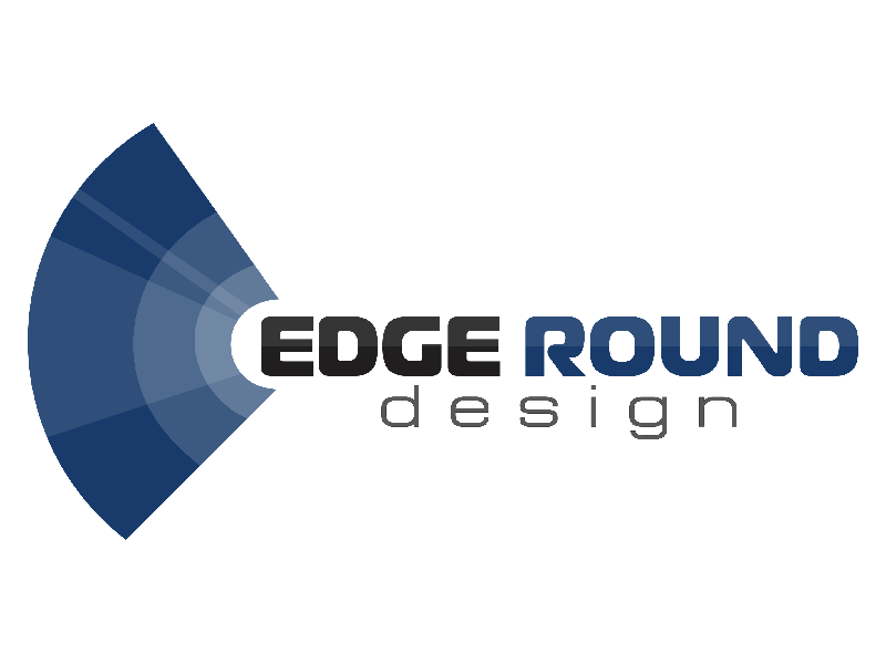Creare Logo Edge Round Design