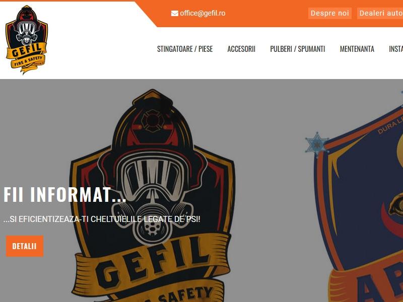 Catalog de prezentare Gefil.ro
