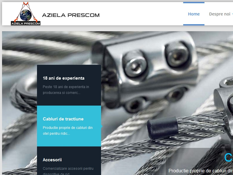Catalog de prezentare aziela-prescom.ro