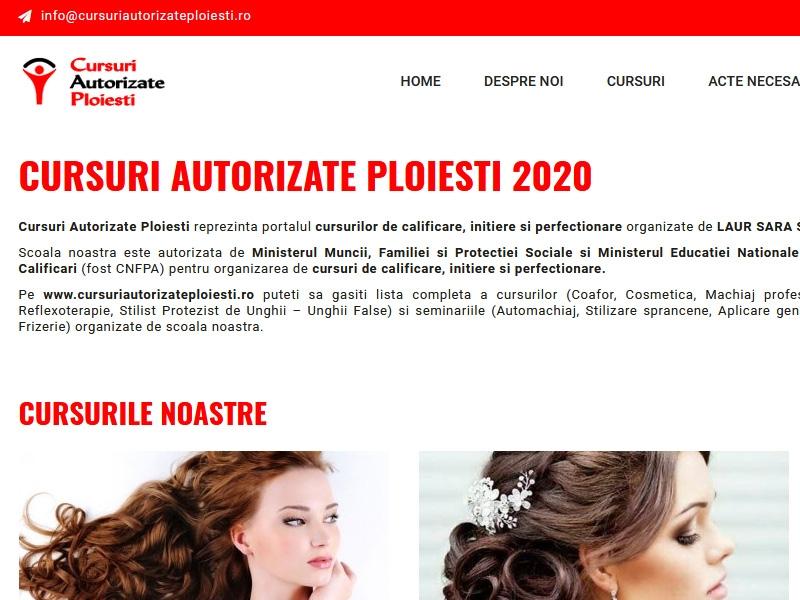 Catalog de prezentare cursuriautorizateploiesti.ro