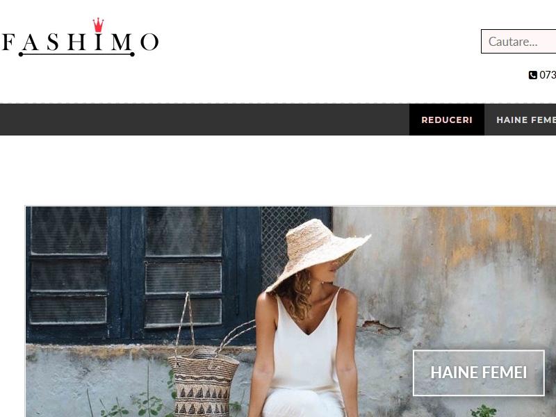 Magazin online Fashimo.ro