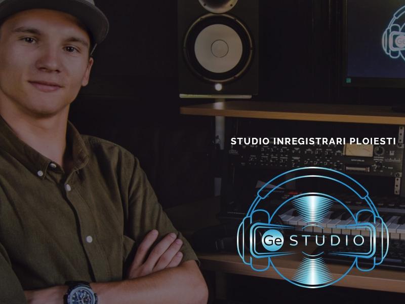 Website de prezentare ge-studio.ro