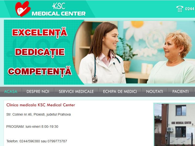 Catalog de prezentare kscmedical.ro