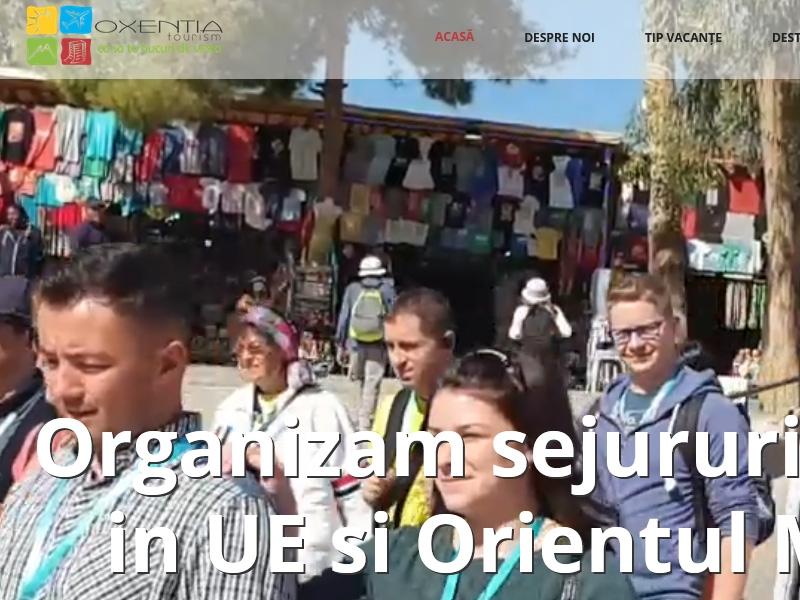 Catalog de prezentare oxentiatourism.ro