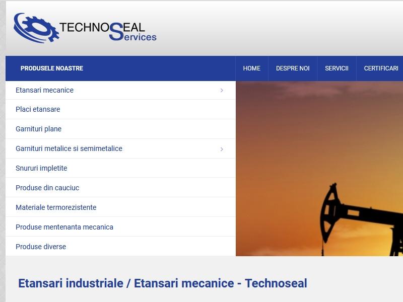 Catalog de prezentare technoseal.ro