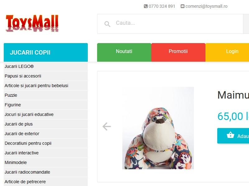 Magazin online ToysMall.ro